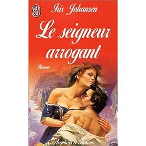 Le seigneur arrogant/Johansen Iris 51EY61QZ2ML._SL500_AA300_