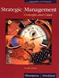 Strategic Management (0072518758) by Thompson, Arthur A.