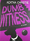Dumb Witness (Agatha Christie Comic Strip)