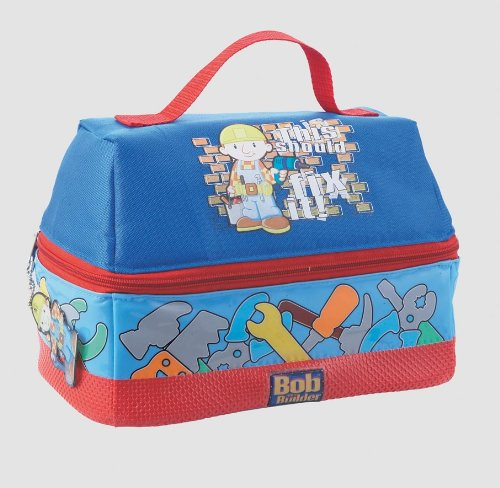 Bob The Builder Tool Box Lunch Bag