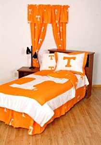Tennessee Bed-in-a-Bag with Reversible Comforter - Tennessee Volunteers by College Covers