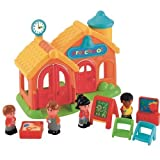 ELC HAPPYLAND SUNFLOWER SCHOOL 3 CHARACTERS REAL SOUNDS AND MUSIC AGE 18MONTHS+