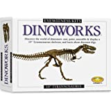 Skullduggery Eyewitness Kit Dinoworks Tyrannosaurus Rex Skeleton Casting Kit