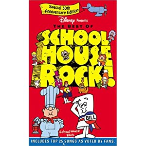 best schoolhouse rock anniversary product reviews
