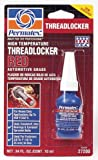 Permatex 27200 Hi-Temperature Threadlocker Red, 10 ml Bottle