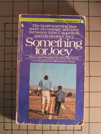 Something for Joey, Richard E. Peck