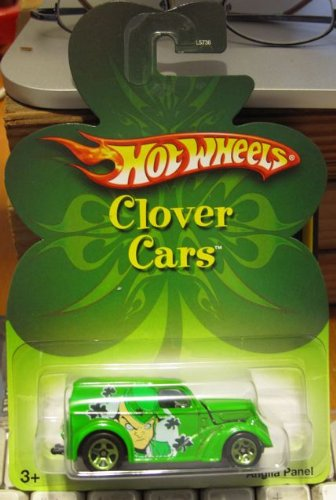 Hot Wheels 2006 Clover Cars Anglia Panel