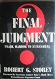 The Final Judgment? Pearl Harbor to Nuremberg