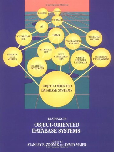 Readings in Object-Oriented Database Systems