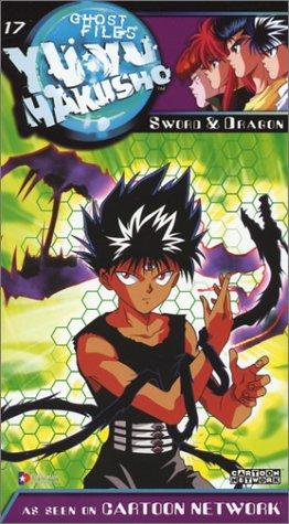 Yu Yu Hakusho: Sword & Dragon [VHS]