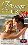 img - for Prenups in the UK book / textbook / text book