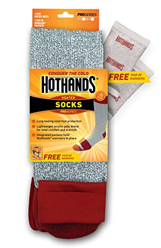 HotHands Heated Socks (Size: 10-13)