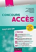 Concours Accès - 3e éd. - Tout-en-un