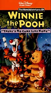 """The New Adventures of Winnie the Pooh """"There's No Camp Like Home"""" [VHS]"""