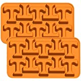 Tennessee Volunteers Silicone FANPAN Ice Cube Tray
