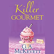 Killer Gourmet: Savannah Reid, Book 20 (       UNABRIDGED) by G. A. McKevett Narrated by Dina Pearlman