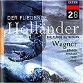 Wagner: Der fliegender Holl�nder (Gesamtaufnahme) (deutsch)
