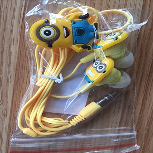 TANGTM-New-Despicable-Me-Minions-headset-Style-headphone-Headphones-Earphones-for-MP3-MP4
