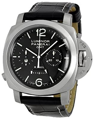 Panerai Men's PAM00275 Luminor 1950 Hand Wind Chronograph Stainless Steel Men's Watch