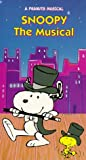 Peanuts: Snoopy the Musical [VHS]