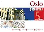 Oslo PopOut Map (Popout Maps) - handy...