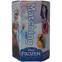 Disneys FROZEN Matching Tiles Game