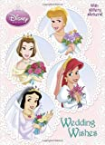 Wedding Wishes (Disney Princess) (Glitter Sticker Book)