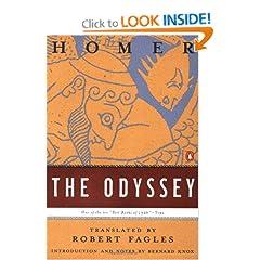 Robert fagles translator homer author