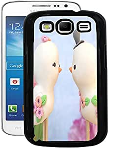 ColourCraft Love Birds Design Back Case Cover for SAMSUNG GALAXY S3 NEO I9300I