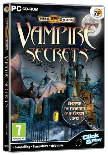 Hidden Mysteries: Vampire Secrets  (PC)