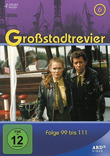 Großstadtrevier - Box 06/Folge 99-111 [4 DVDs]