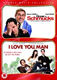 Dinner for Schmucks / I Love You Man Double Pack [DVD]