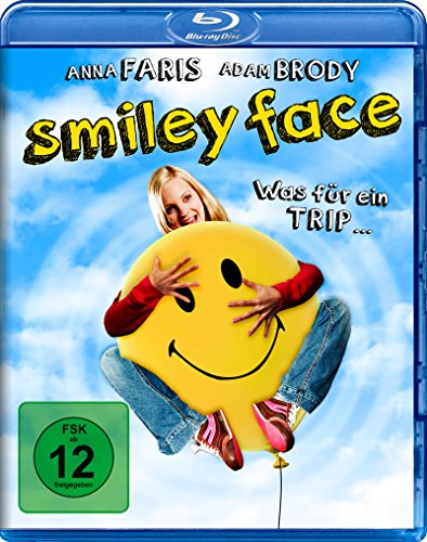 Smiley Face - Was für ein Trip [Blu-ray]