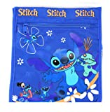 Lilo & Stitch Tote - Stitch Tote Bag (Blue)