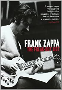 Zappa, Frank - The Freak Out List