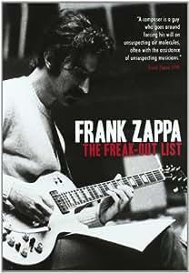Zappa, Frank - The Freak Out List