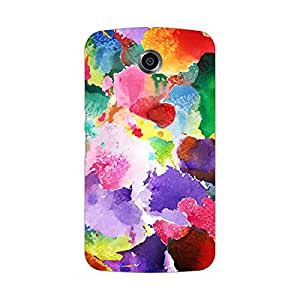 Garmor Designer Silicone Back Cover For Motorola Nexus 6