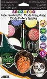 Snazaroo Face Paint Palette Kit - Halloween