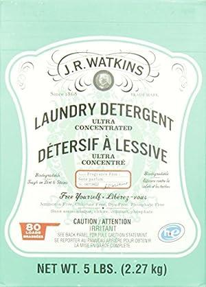 J.R. Watkins 06738 Laundry Detergent