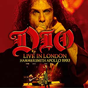 Live in London Hammersmith 93