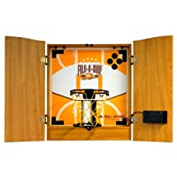 Park and Sun 7-in-1 Family Wall Game Center Cabinet