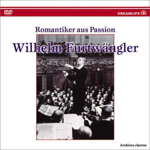 フルトヴェングラー「情熱のロマンティスト」(通常盤) [DVD]