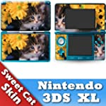 Nintendo 3DS XL Skin SWEET CAT Moddin...