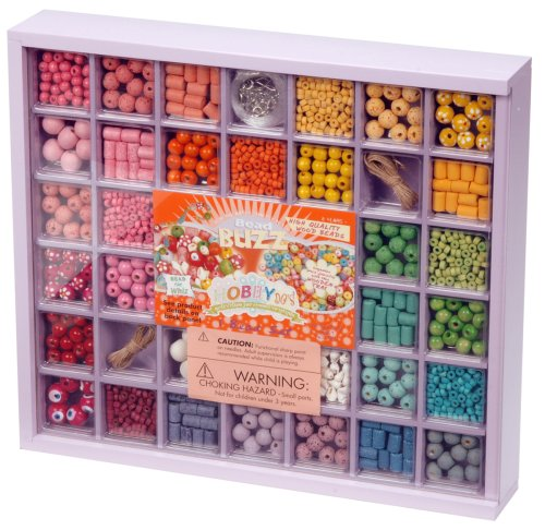 38 Cavities Wooden Beads