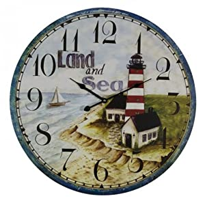 Home Kitchen Home D Cor Clocks Wall Clocks