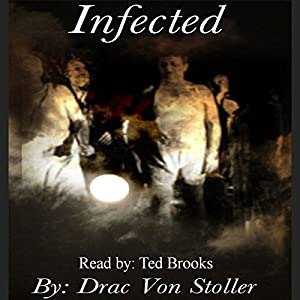 Infected Audiobook
