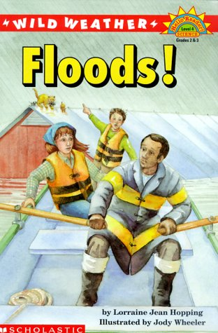 Wild Weather: Floods! (Hello Reader Science Level 4)