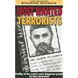 Terrorist Profiles (Late Breaking Amazing Stories) ~ Stan Sauerwein