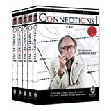 Connections 1 [5- Disc Set] ~ James Burke
