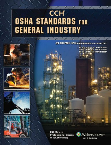 OSHA Standards for General Industry as of 01/2011